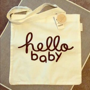 Other - NWT Hello Baby Bag!